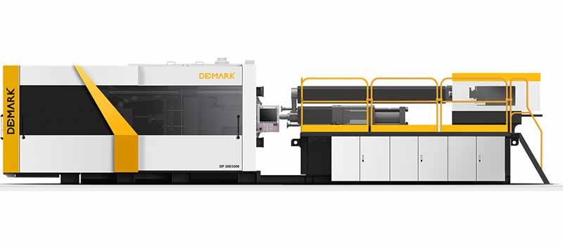 DP series high speed preform injection molding machine