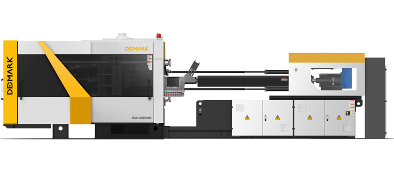 ECO series high speed preform injection molding machine