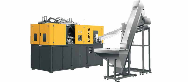 DBS series & DBH series automatic blow molding machine